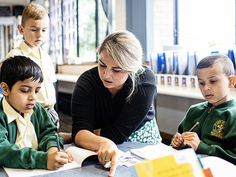 St Mary MacKillop Support Programs